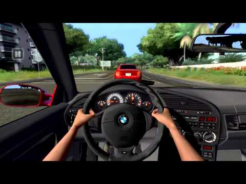 Test Drive Unlimited 1 Gameplay [HD] - BMW M3