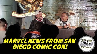 MARVEL NEWS FROM SAN DIEGO COMIC-CON!