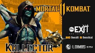 Mortal Kombat 11 Klassic Tower - Final Kollector