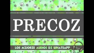 PRECOZ - Los Mejores Audios De WhatsApp