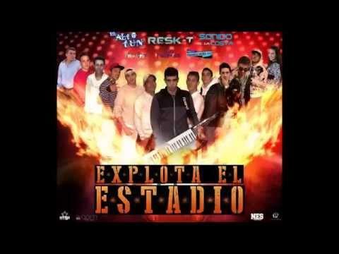 CUMBIA ACTUAL - ENGANCHADO DE CUMBIA 2014/2015 LO MAS NUEVO   DJ ®
