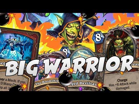Dr. Boom é veramente forte!!!   Big Warrior   Operazione Apocalisse