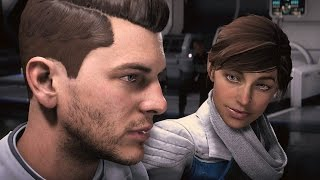 Twins (alternate options) | Mass Effect: Andromeda
