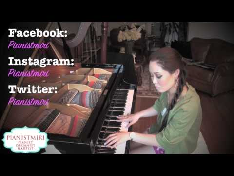 Icona Pop - I Love It   Piano Cover By Pianistmiri 이미리 video