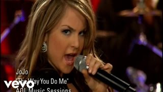 Watch Jojo The Way You Do Me video