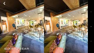 SCAD Virtual Reality experience hands-on