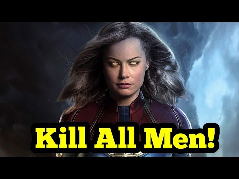 The Captain Marvel trash fire continues! Brie Larson says WOKE movies sell!