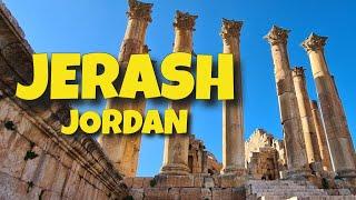Video: Tour of Jerash, Jordan - Two Boomers