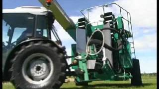 Nairn Harvester self propelled and towable versions