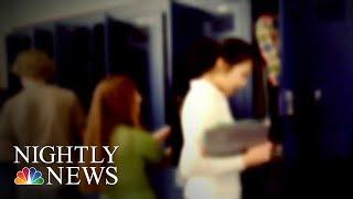 New Bill Allows Oregon Students To Take 'Mental Health Days' | NBC Nightly News