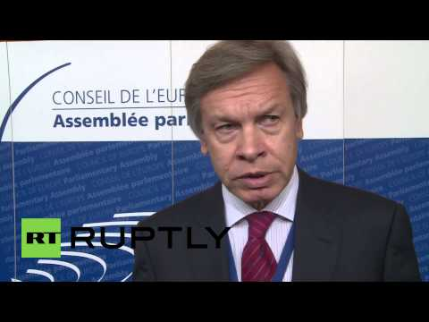 France: Cutting bonds with Russia a bigger loss for Europe - Pushkov