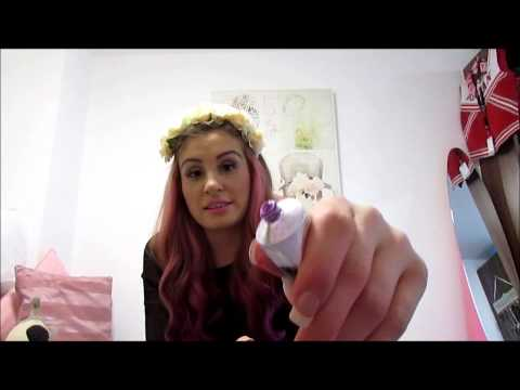 Hair Review 2013 - Bleach London Rose and XXL Live Purple Punk xoxo