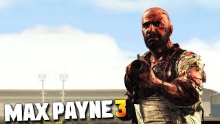 Max Payne 3 - FINAL CHAPTER - One Card Left to Play (All Collectibles)