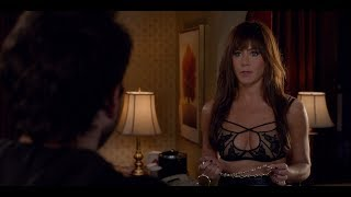 "Horrible Bosses 2 - Jennifer Aniston sexy scene ""I collect Cocks"" PART 2"