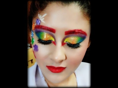 Maquillajes Fantasia Que Eh Echo