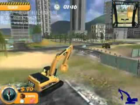 Real Excavator Simulator Excavator Simulation Materials