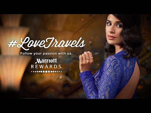 Discover Diane Guerrero's passion for both worlds. Because #LoveTravels