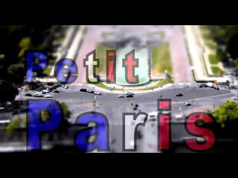 Little Paris/Petite Paris/Paris mal ganz klein (Tilt Shift) by Maxi Movies