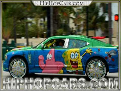 Themed Cars, Candy and commercial product themed donks, boxes and bubble rides.