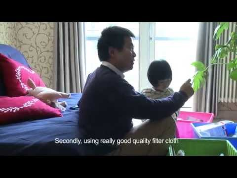 Fighting the Smog: How one Chinese Father Turns it into Business Venture