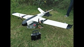 Rc plane X-cloud homemade