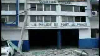 Earthquake In Haiti January 12, 2010