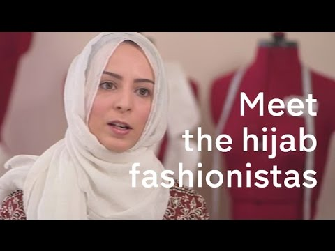Meet the new generation of hijab fashionistas