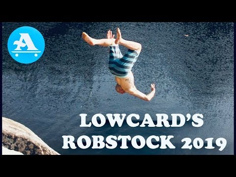 LOWCARD'S ROBSTOCK EXPERIENCE // 2019  PART 1