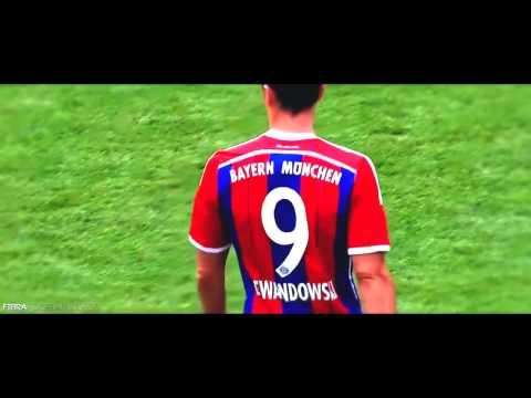 Robert Lewandowski ► 2014/15 ►Skills & Goals ► FC Bayern München ▬HD
