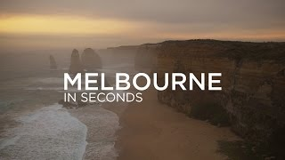 Melbourne In Seconds