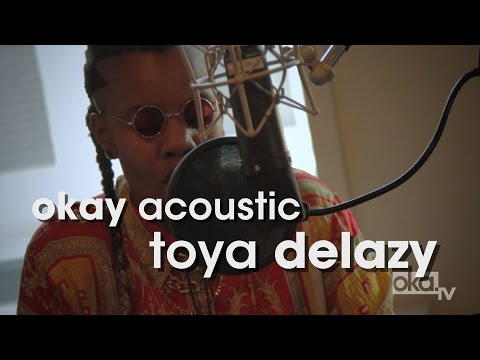 Toya Delazy pump It On - Okay Acoustic video