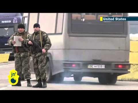 Russia Annexes Crimea: UN chief Ban Ki-moon heads to Moscow and Kiev