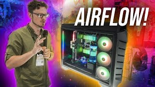 These PC Cases Do Airflow RIGHT!