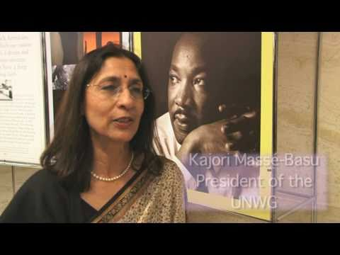 Martin Luther King Jr. Day:  Members of UN Women's Guild Talk About King's Impact on Their Lives