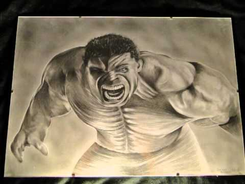 Avengers Pencil Drawing Pencil Drawings by Joshua