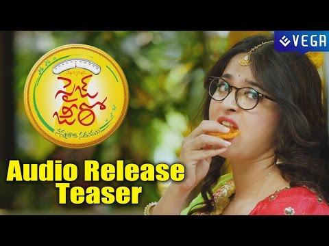 Size Zero Movie : Audio Release Teaser : Latest Telugu Movie 2015