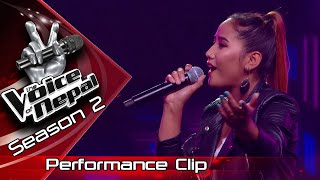 "Anju Rana Magar ""Mutu Bhari Bhari"" - LIVE -The Voice of Nepal Season 2 - 2019"