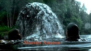 Download New horror, Monster movie, the Amazon Monster, Scary Movie  2016 3Gp Mp4