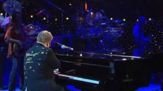 Watch Elton John Funeral For A Friend video