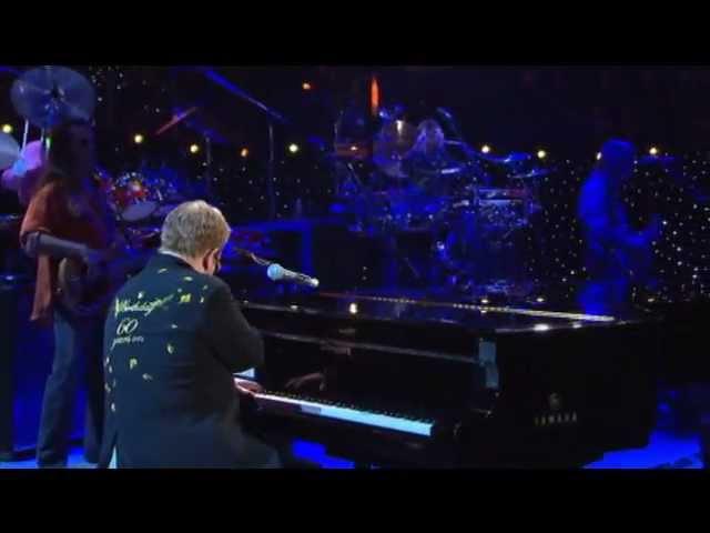 Elton John - Funeral for a Friend / Love Lies Bleeding