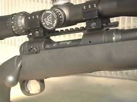 Savage Accuracy Model 10 FCP .308 Winchester