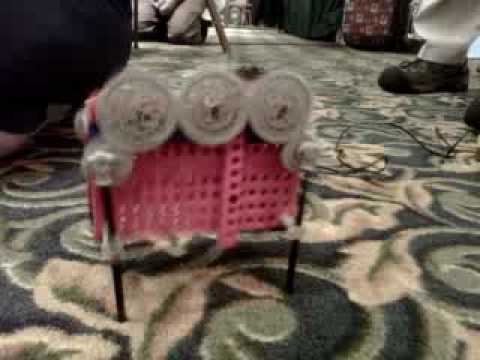 Lego Legged Locomotion - John Stetson Design #CMK10