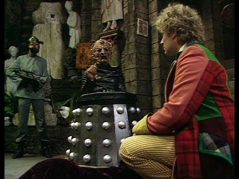 Davros: The Great Healer.
