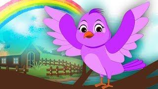Chidiya Rani Hindi Rhymes | चिड़िया रानी | Hindi Poems | Super Kids Network India | Hindi Rhymes