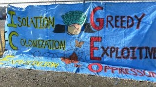 700 Immigrants On Hunger Strike at For-Profit Prison to Protest Conditions & $1/Day Wages