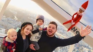 ELF AT THE TOP OF LONDON!