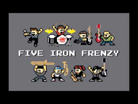 Five Iron Frenzy - It Was A Dark And Stormy Night Hope Still Flies