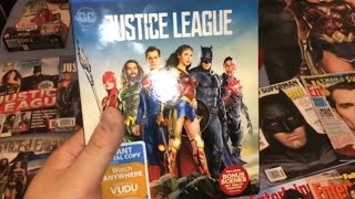 Justice League & DCEU Collection/Unboxing (2018)