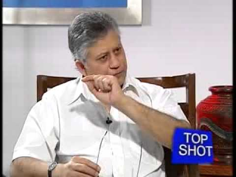 Interview With Shiv Khera - Lok Sabha Tv Programme top Shot - Episode 18 video