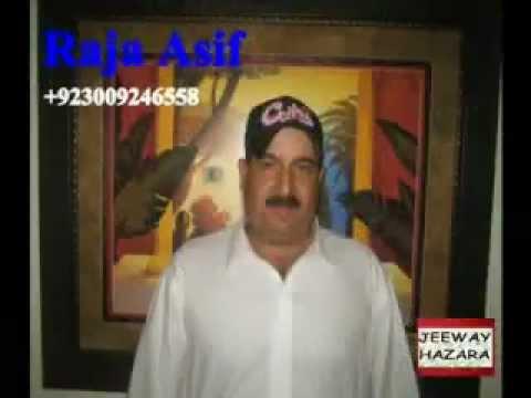 Hindko Song - Iftikhar Gohar - Maheye Abbottabad Haripur Mansehra...